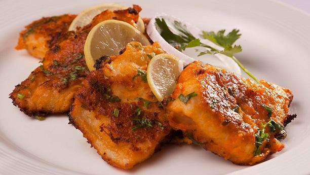 Tuna Fish Pakora