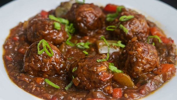 Veg Manchurian Gravy