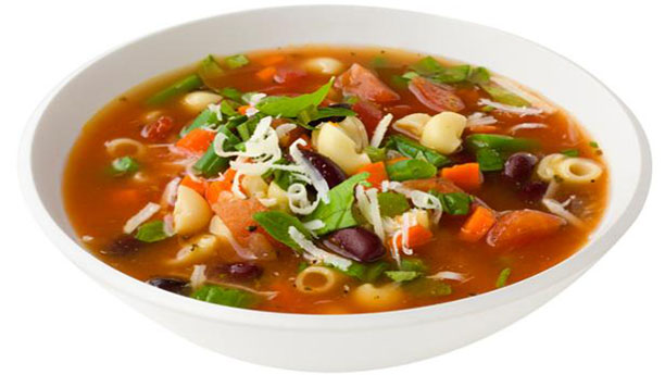 Vegetable Minestrone Soup Recipe