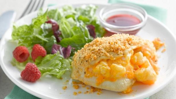 Vegetable Stuffed Chicken Recipe