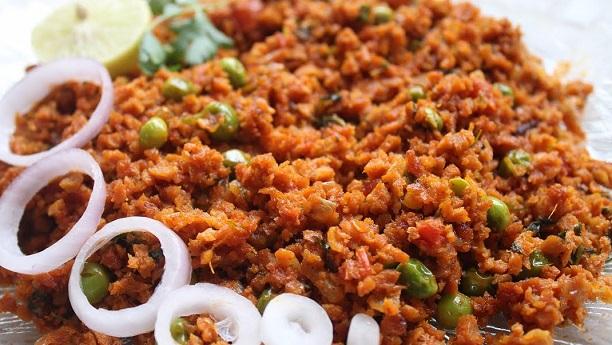 Vegetarian Soya Qeema