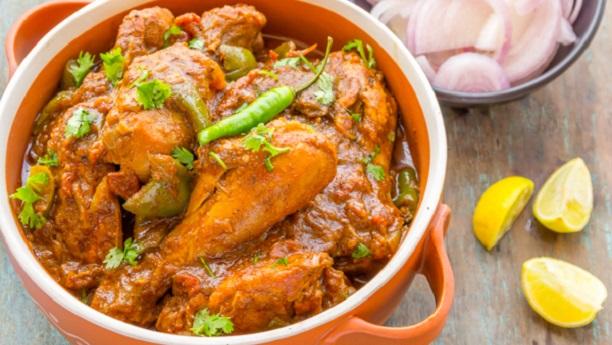 Western Chicken in Eastern Kari