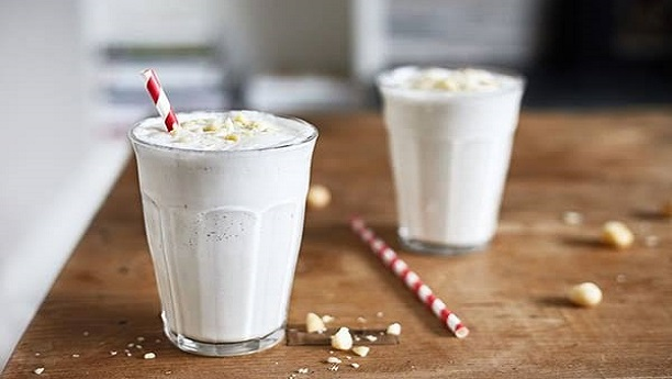 White Chocolate Smoothie