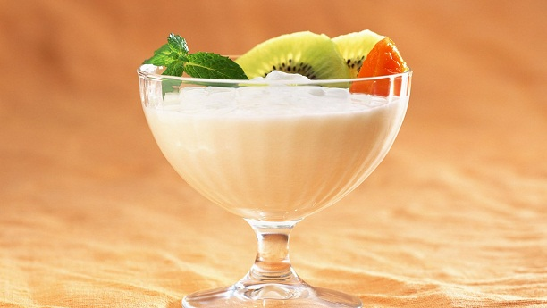 Yogurt Fruit Drink Recipe