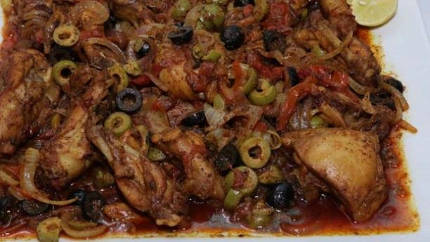 Zaitoon Chicken