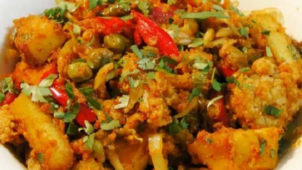 Baked Vegetable JalfrAzie