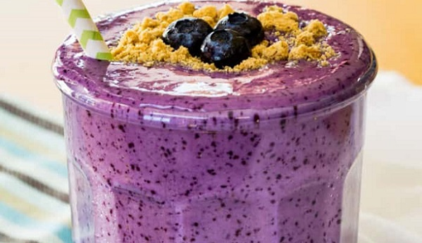 Berry Good Shake with Yogurt by Vikas Khanna