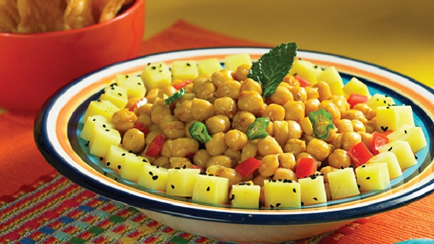 Bombay Chana Chaat