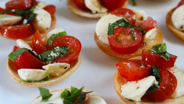 Bread Tartlets