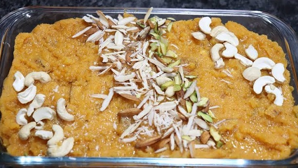 Channay ke Daal ka Halwa by Chef Kanza