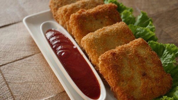 Cheese Box Patties