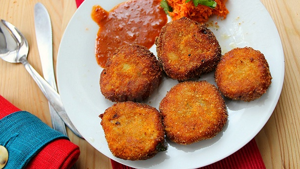 cheese cutlets