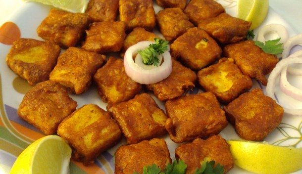 Cheese Pakora