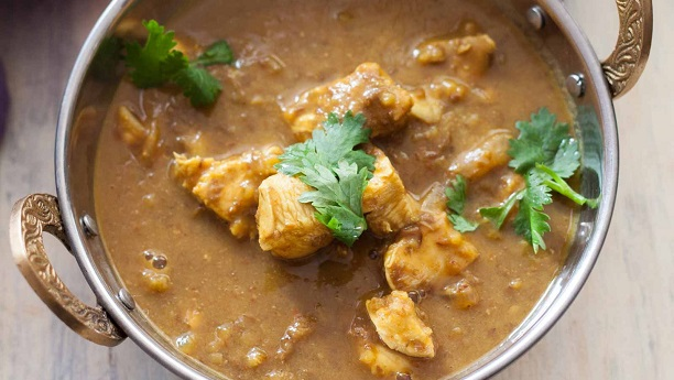 Chicken and Lentil Curry (Masoor ka Murgha)