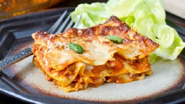 Chicken Lasagna Video