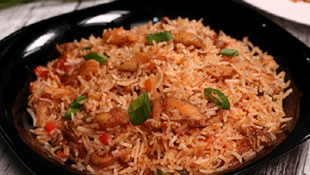 Chicken Masala Rice