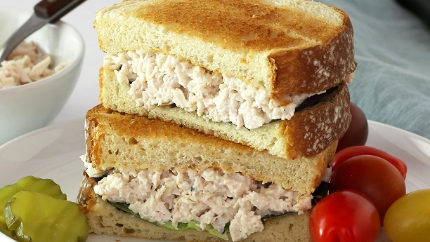 chicken sandwich  Recipe