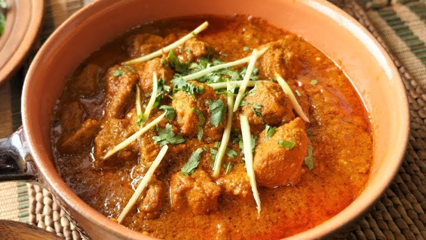 Chicken Tikka Handi