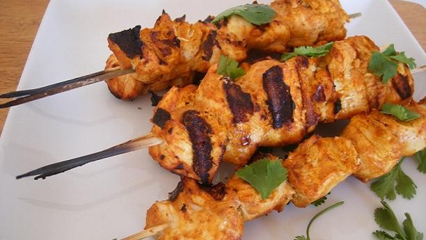 chicken tikka karahi Recipe