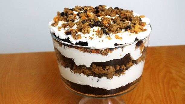 Chocolate Chip Trifle