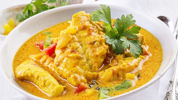 Coconut Fish Kari