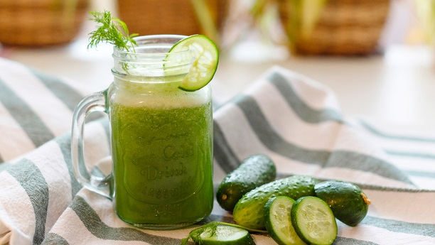 Cucumber Weight Loss Drink