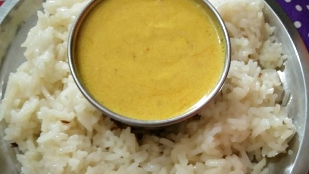 Curry Chawal