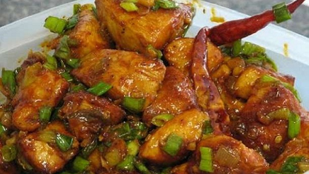 Easy Chicken Karahi
