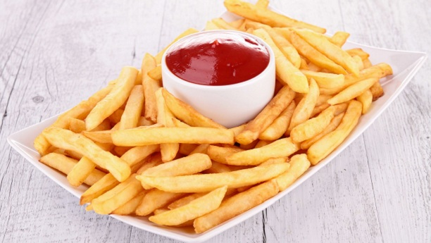 Easy Cook French Fries