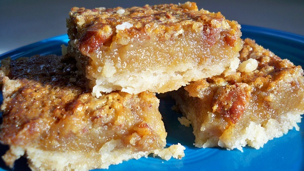 Easy maple squares