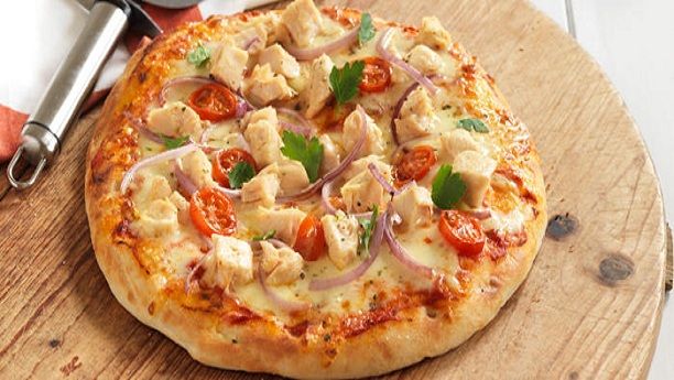 Jhatpat Chicken Pizza Burger