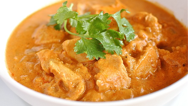 Kashmiri butter chicken