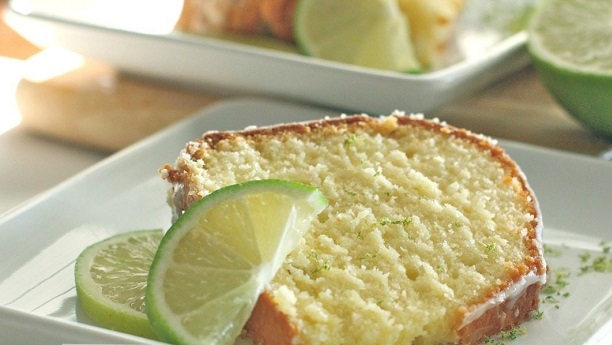 Lemon Lime Pound Cake by Ammara Noman