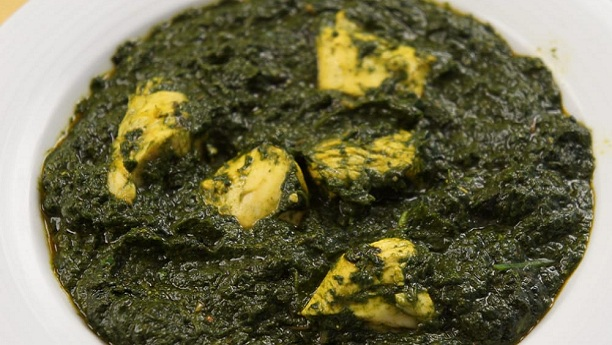 مچھلی اور پالک<br/>machli aur palak