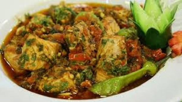 مچھلی کی کڑاہی<br/>machli ki karahi