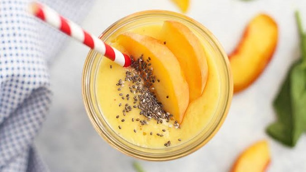 Mango And Peach Colada