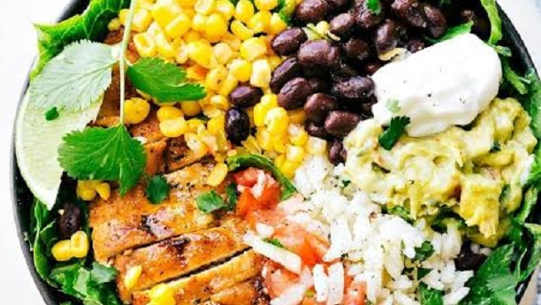 Mexican Burritto Bowl