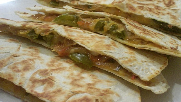 Mexican Chili Chapatti