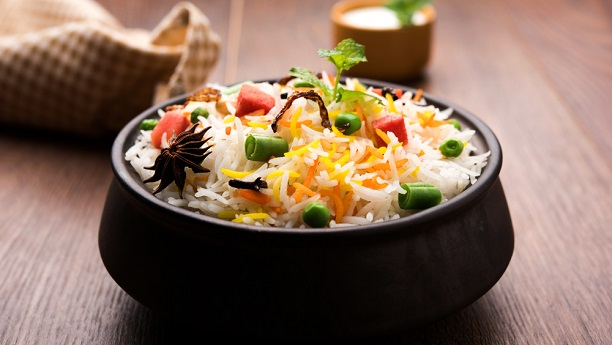 Mixed Vegetable Pulao (Sabzi Pulao)