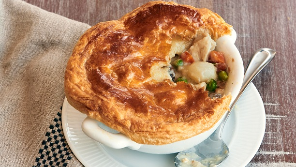 Nancy's Easy Chicken Pot Pie