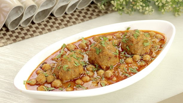 Punjabi Chana Kofta Recipe
