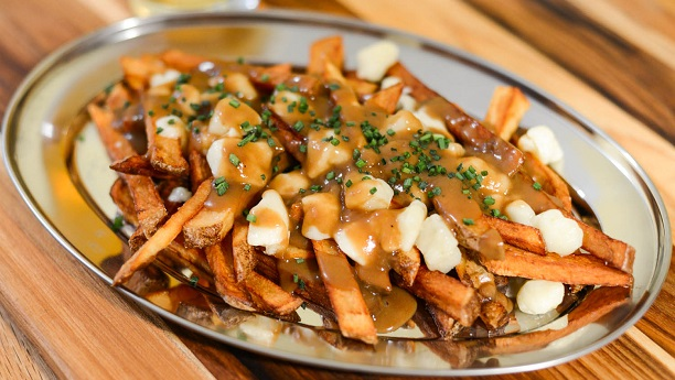 Quebecois-style Poutine (fries and gravy)