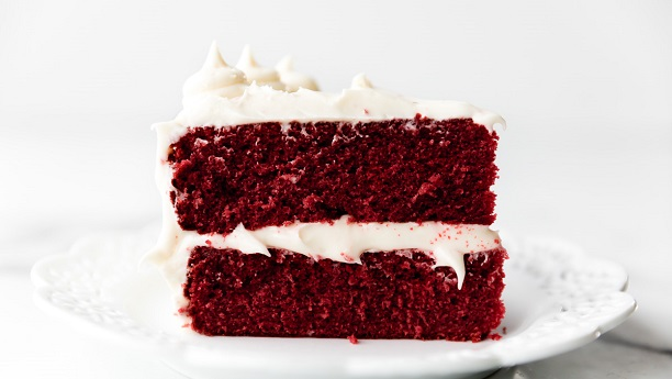 Red Velvet Cream Cheese Cake