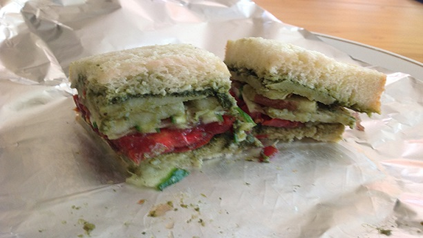 sada sandwich Recipe