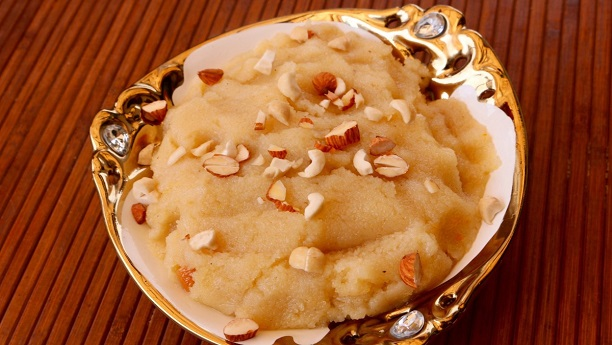 SOOJI KA HALWA by Chef Kanza