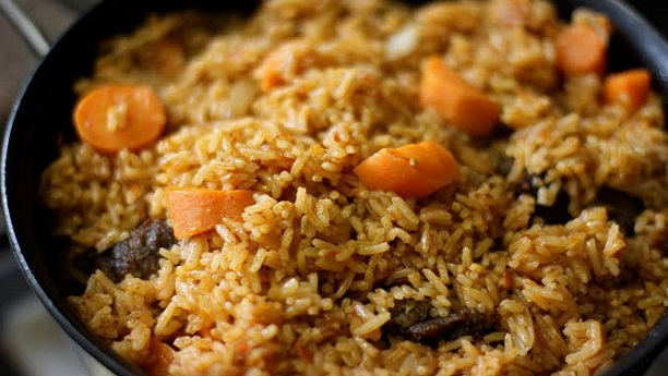 south african pulao