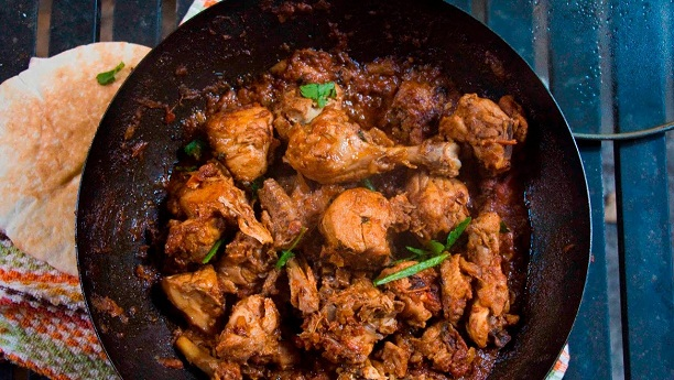 special chicken karhai