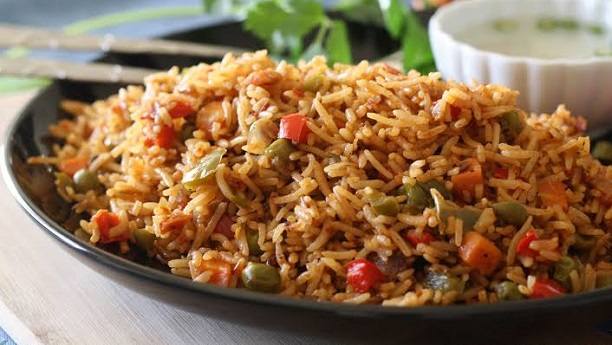 Special Masala Fried Rice