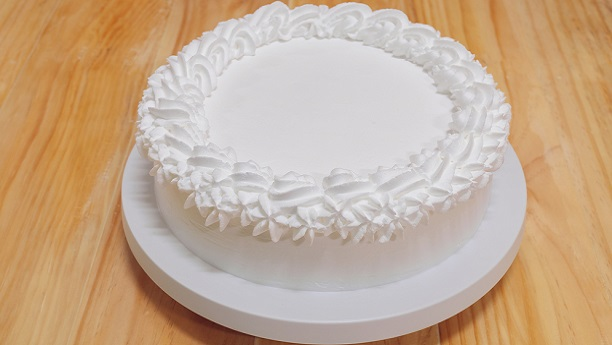special white cake