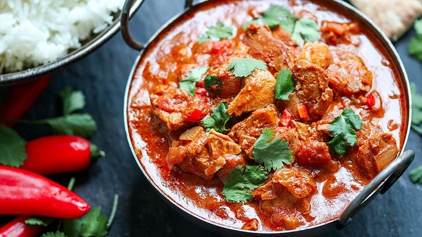 Spiced Chicken Curry (Moghlai Murgha)